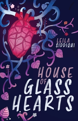 Cover for House of Glass Hearts