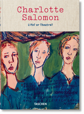 Charlotte Salomon. Life? or Theatre? Cover Image