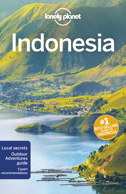 Lonely Planet Indonesia (Country Guide) Cover Image