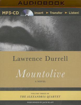 Mountolive (Alexandria Quartet #3) Cover Image
