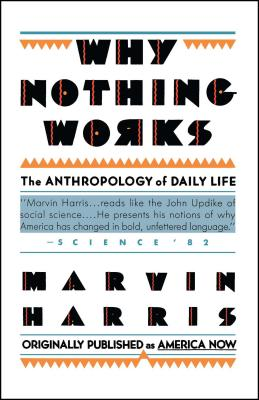Cover for Why Nothing Works