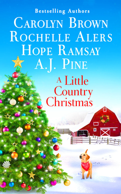 A Little Country Christmas Cover Image