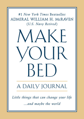 Make Your Bed: A Daily Journal Cover Image