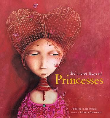 The Secret Lives of Princesses Cover