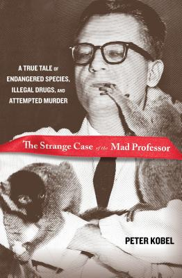 The Strange Case of the Mad Professor Cover