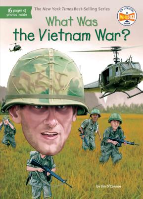What Was the Vietnam War? (What Was?) Cover Image