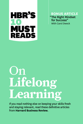 Hbr's 10 Must Reads on Lifelong Learning Cover Image