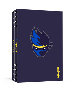 Ninja Notebook: Notebook with Stickers and Tips to Improve Your E-Game Cover Image