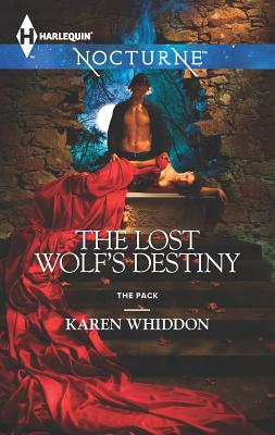 The Lost Wolf's Destiny Cover