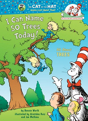 I Can Name 50 Trees Today!: All About Trees Cover Image
