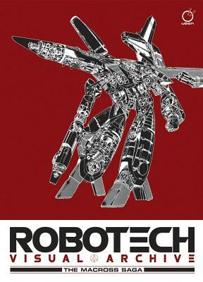 Robotech Visual Archive: The Macross Saga - 2nd Edition Cover Image