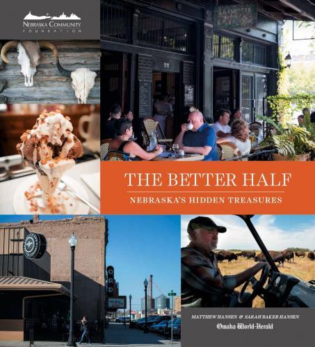 The Better Half: Nebraska's Hidden Treasures Cover Image