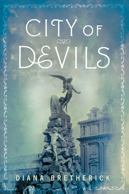 Cover for City of Devils