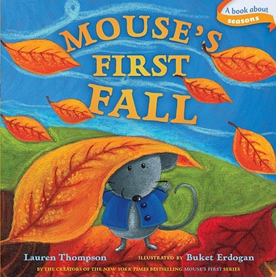 Mouse's First Fall Cover