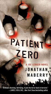 Patient Zero Cover Image
