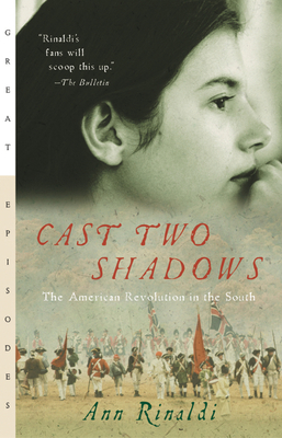 Cast Two Shadows: The American Revolution in the South (Great Episodes) Cover Image