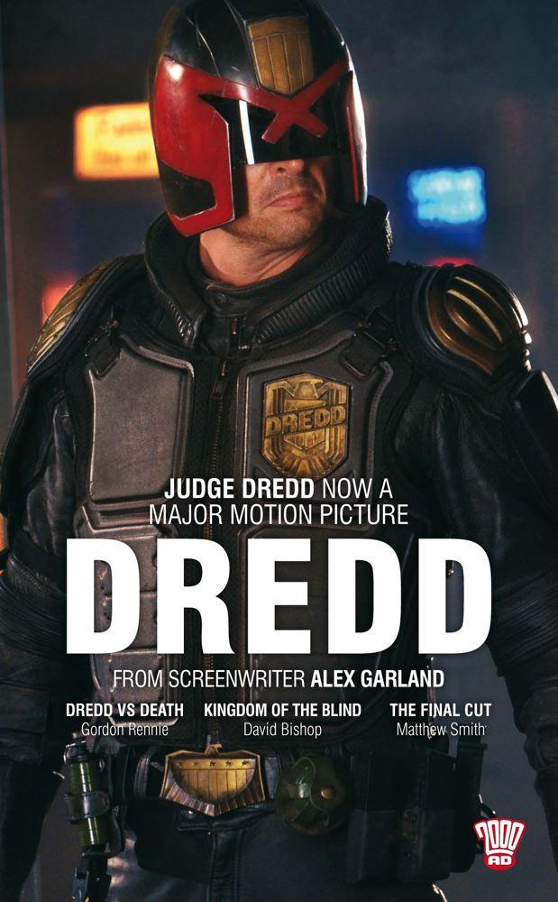 Cover for DREDD