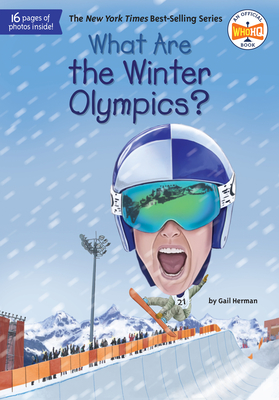 What Are the Winter Olympics? (What Was?) Cover Image