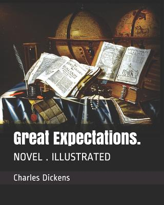 Cover for Great Expectations.