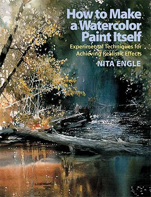 How to Make a Watercolor Paint Itself Cover