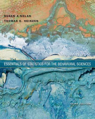 Essentials of Statistics for the Behavioral Sciences Cover Image