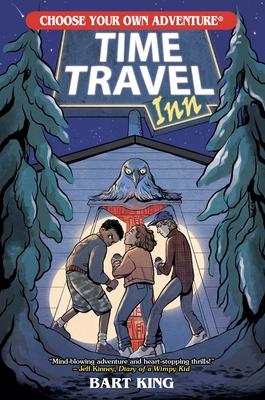 Cover for Time Travel Inn