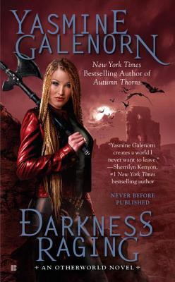 Darkness Raging Cover Image
