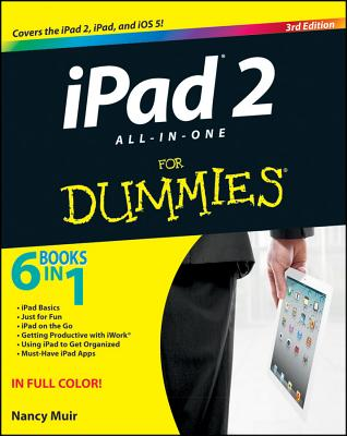 iPad 2 All-In-One for Dummies Cover