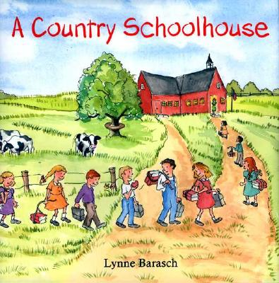 A Country Schoolhouse Cover