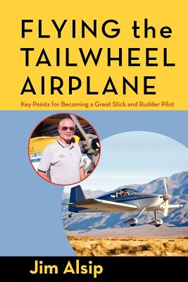 Flying the Tail Wheel Airplane Cover Image