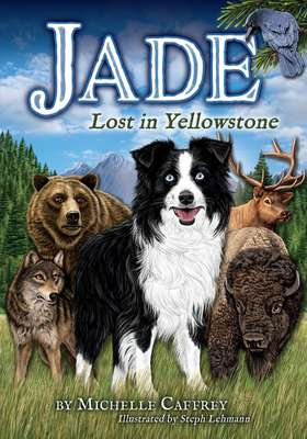 Jade-Lost in Yellowstone Cover Image