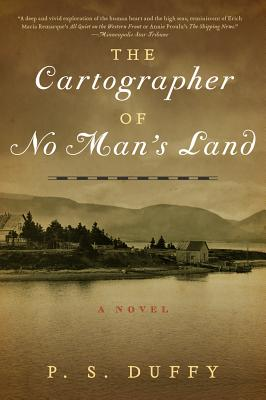 The Cartographer of No Man's Land Cover
