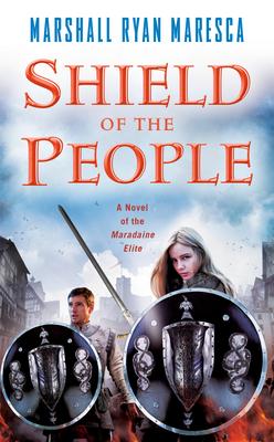 Shield of the People (Maradaine Elite #2) Cover Image