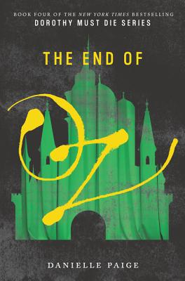 The End of Oz Cover
