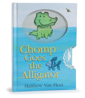 Chomp Goes the Alligator Cover Image
