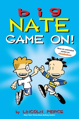 Big Nate: Game On! Cover Image