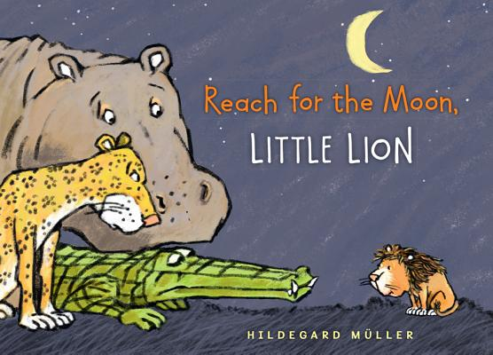 Reach for the Moon, Little Lion Cover