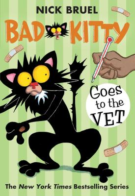 Bad Kitty Goes to the Vet Cover Image