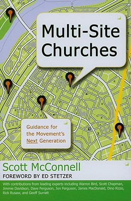 Multi-Site Churches Cover