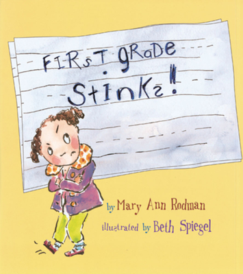 First Grade Stinks! Cover