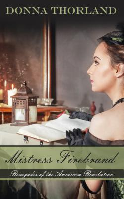Mistress Firebrand Cover Image