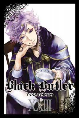 Black Butler, Volume 23 cover image