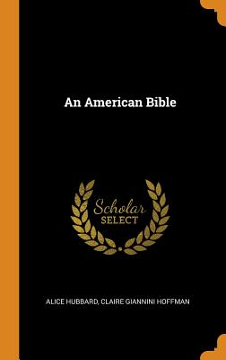 An American Bible Cover Image