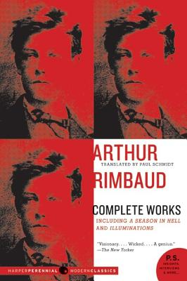 Arthur Rimbaud Complete Works Cover