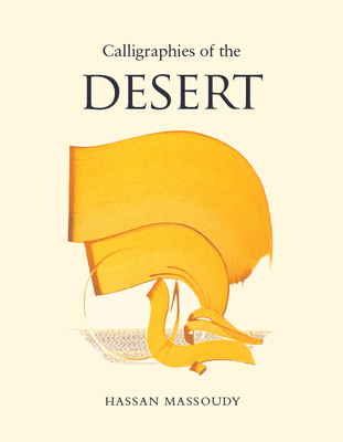 Cover for Calligraphies of the Desert