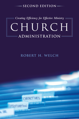 Church Administration Cover