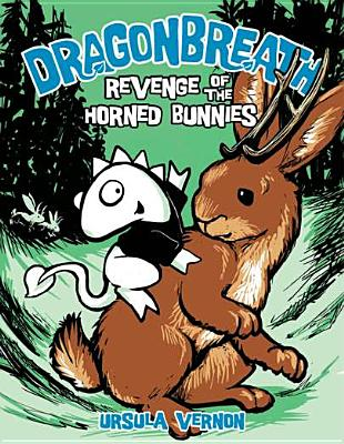 Dragonbreath #6: Revenge of the Horned Bunnies Cover Image