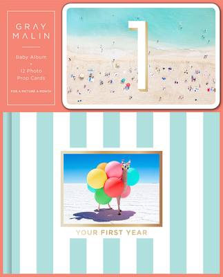 Gray Malin: Baby Album and 12 Photo Prop Cards (Boxed Set) Cover Image