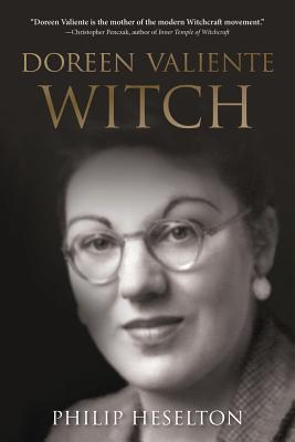 Doreen Valiente Witch Cover Image