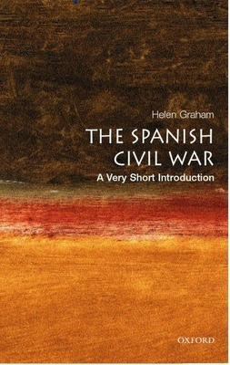 The Spanish Civil War: A Very Short Introduction (Very Short Introductions) Cover Image